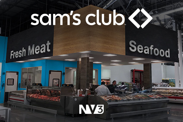 Sam's Club Refresh