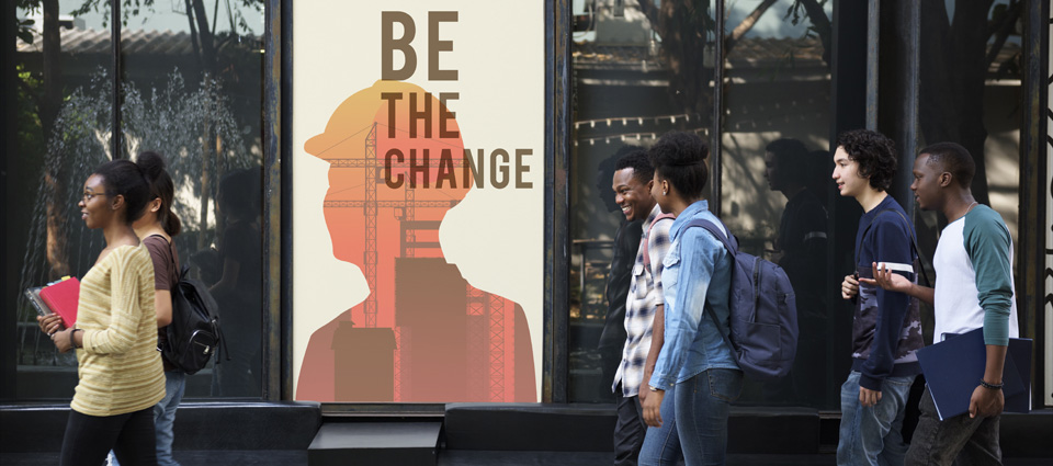 be the change - brand activism