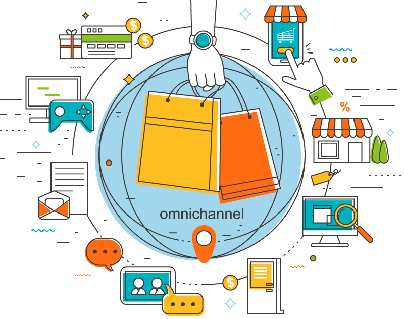 Omni-channel-Illustration-shopping