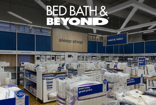 Bed Bath & Beyond 2020 Refresh