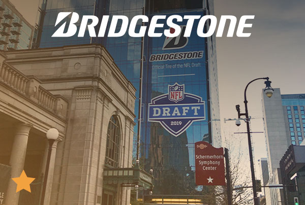 NFL Draft Building Graphics