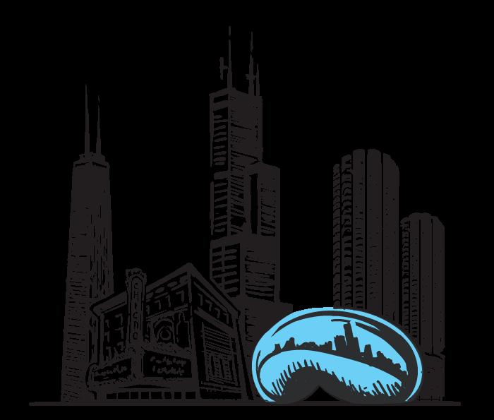 City Chicago Illustration-IHA